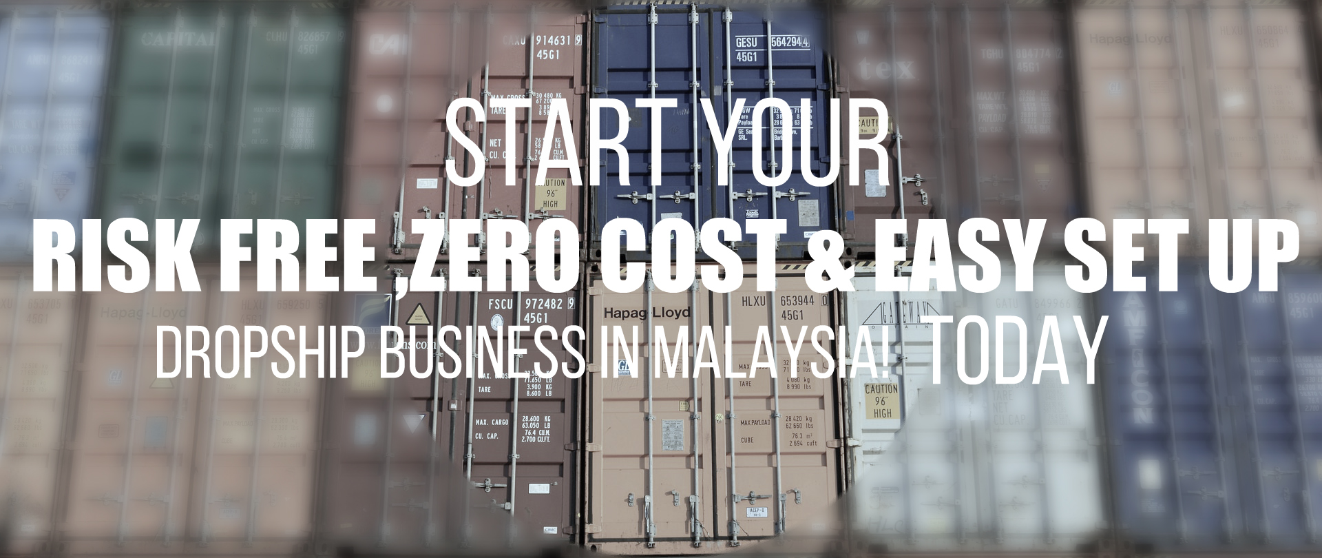 malaysia dropship business start up