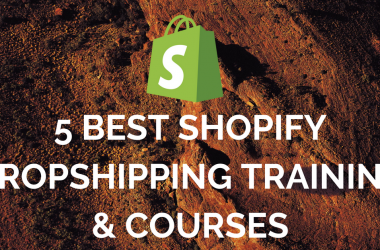 5 Best Shopify Dropshipping Training & Courses