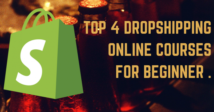 Top 4 Dropshipping Online Courses for Beginner .