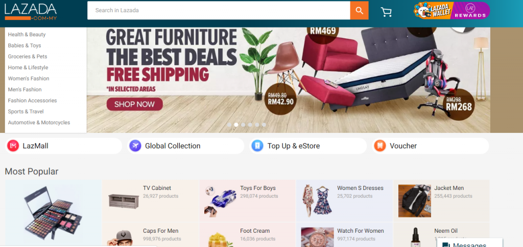 ZERO COST !! Start Earning in Lazada Affiliate Marketing: Earn Money through commission Using blogspot
