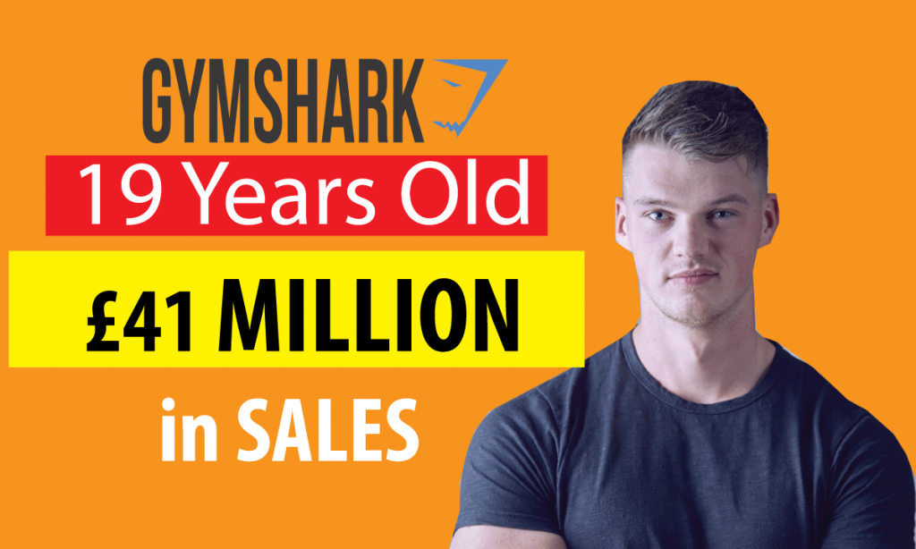 Gym Shark Business Model Canvas Analysis
