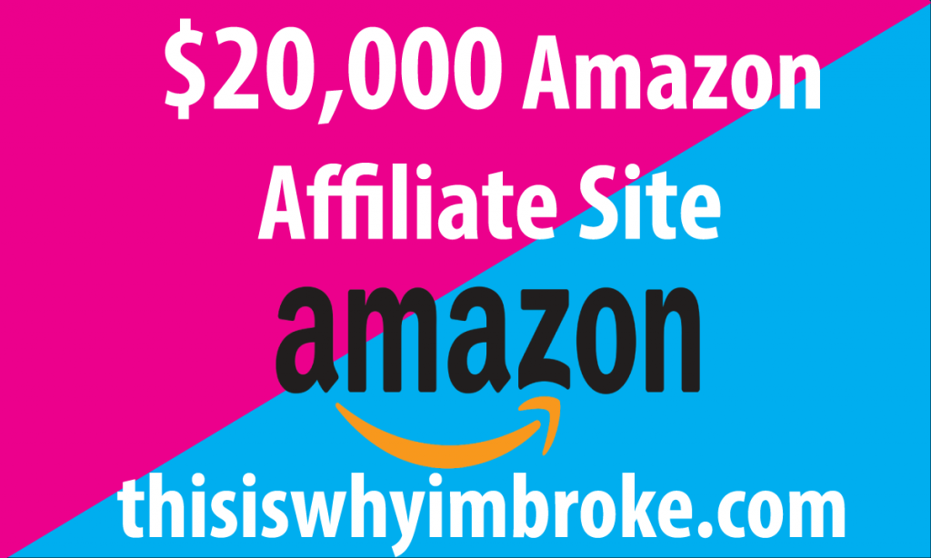 top most successfu amazon affiliate web site