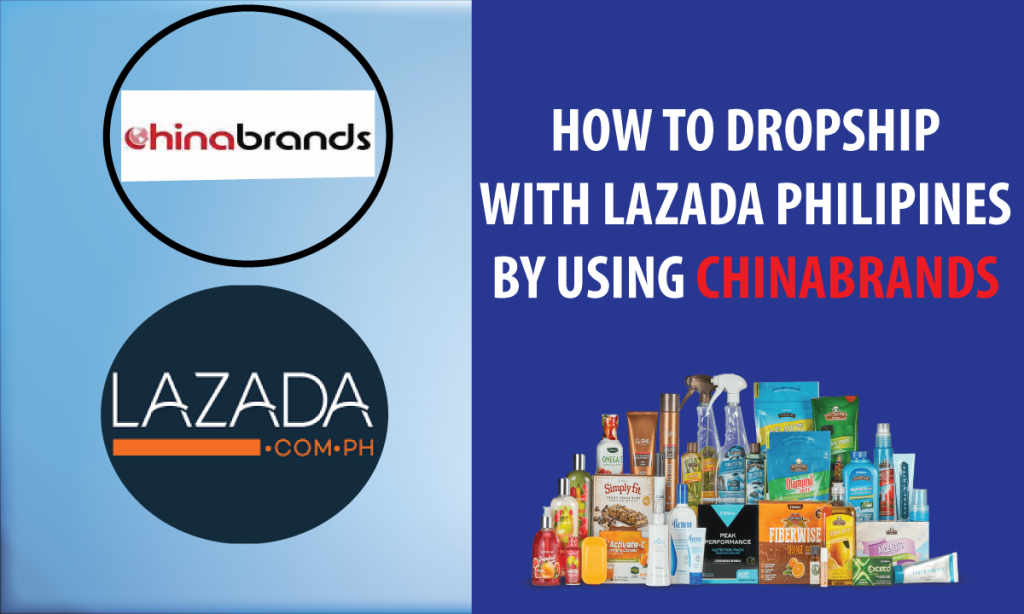 Lazada Philipines Dropshipping With Chinabrands - How To Sync Lazada Store With Chinabrands