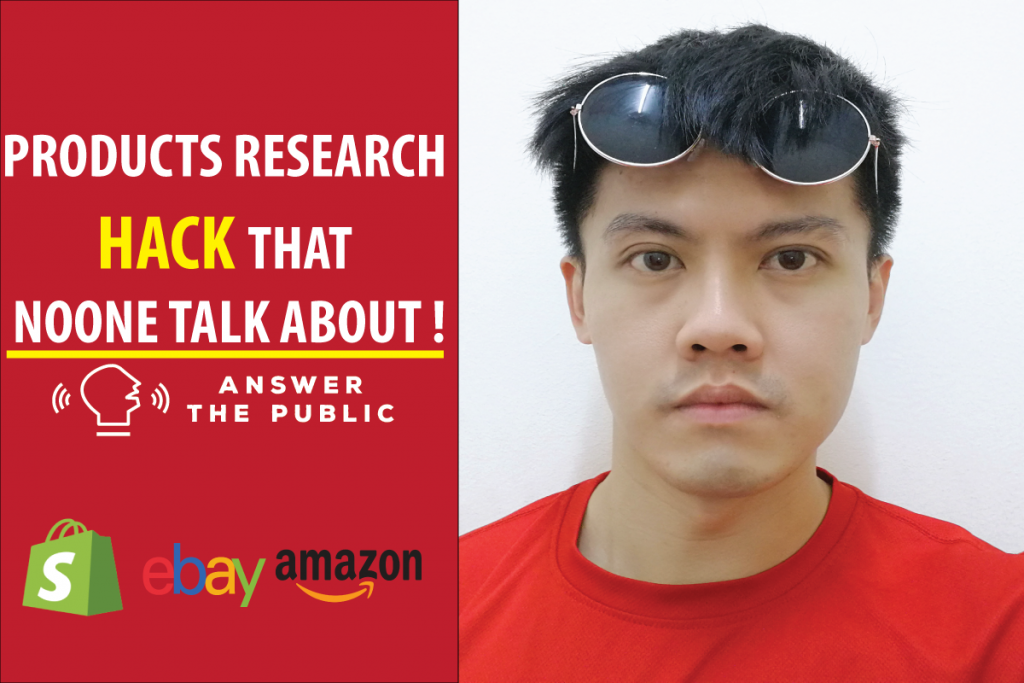 Use this free shopify research hack to search for your next hot selling products on shopify