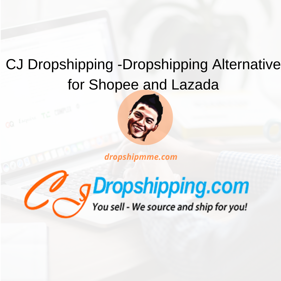 I have a great news for you guys I discovered a supplier that is potentially better than,chinabrands and aliexpress for your lazada/shopee dropshipping business , which is called CJ dropshipping .