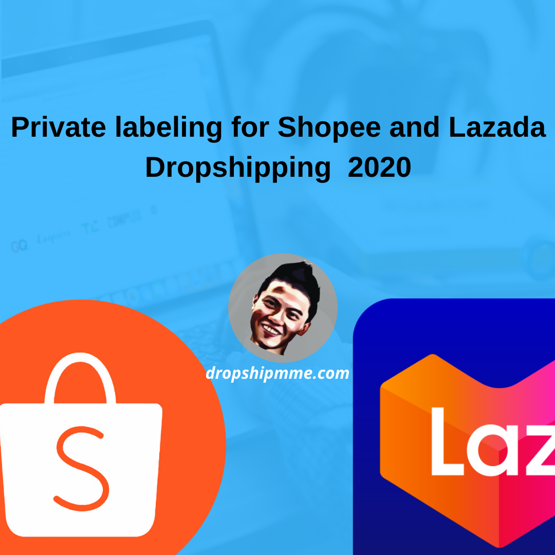 Private labeling for Shopee and Lazada Dropshipping - The Future of Shopee & Lazada Dropshipping.Private labeling dropshipping is that you sell (existing) products of your choosing, under your own private brand (label) on a marketplace .