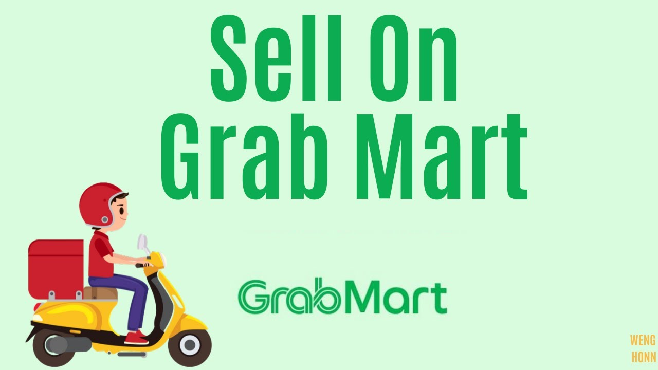 What Is Grab Mart ? How To Sell On GrabMart?? Apakah Itu Grabmart?Malaysia 2020