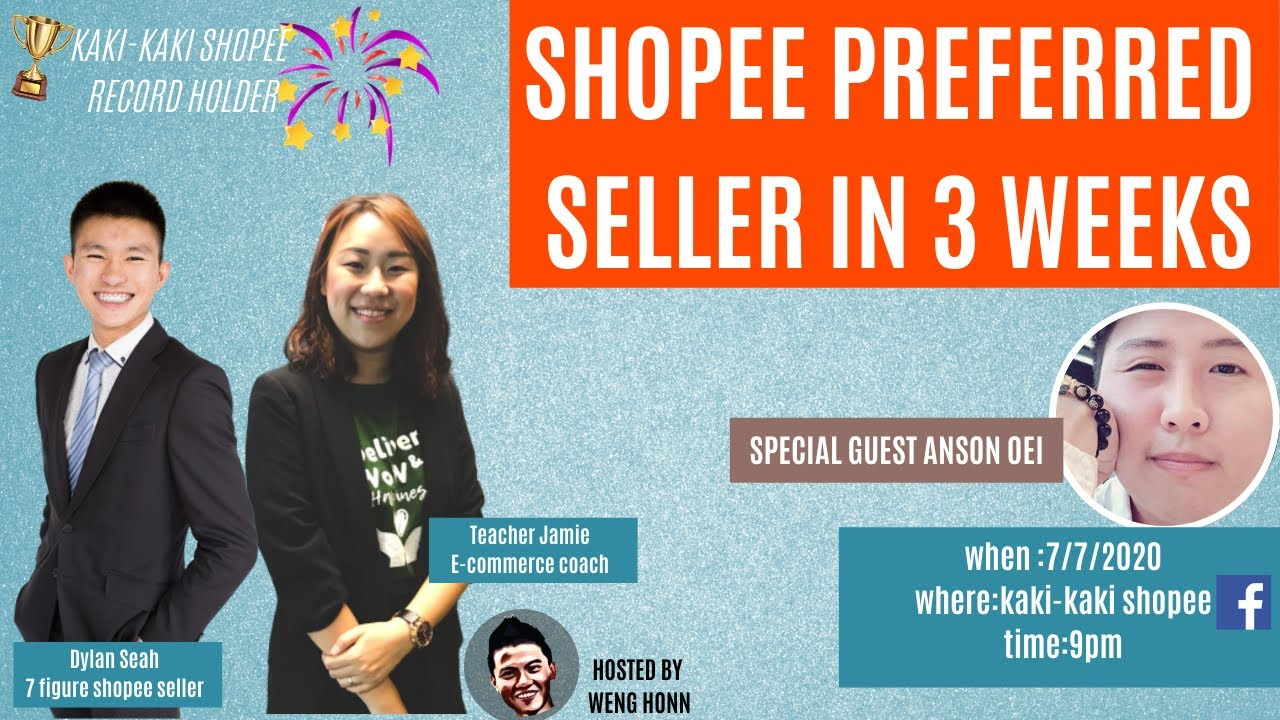 5 TRICKS ON BECOMING A SHOPEE PREFERRED SELLER - AS FAST AS IN 3 WEEKS