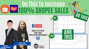 DO This To Increase 100% Of Your Shopee Sales - How to Make Start And Make Money Selling On Shopee