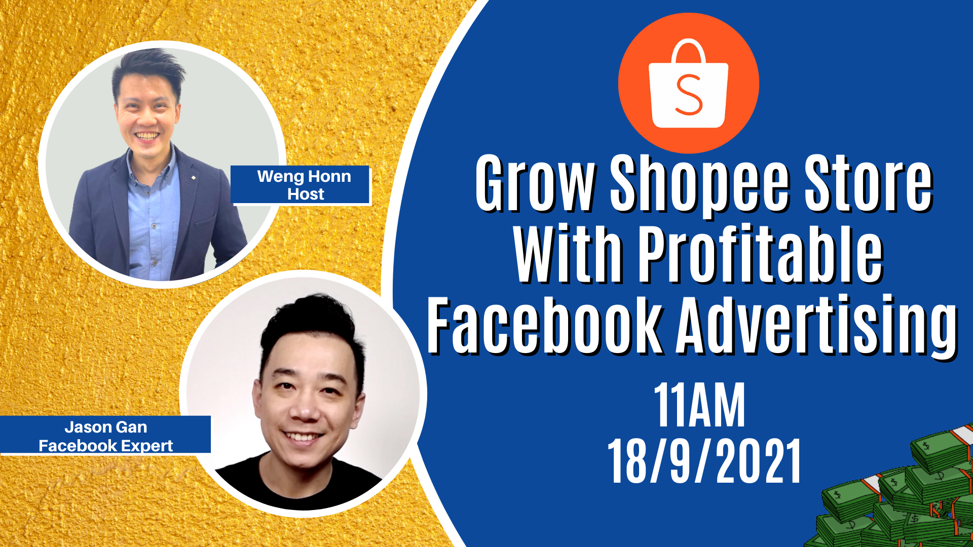 How to Grow Shopee Store With Profitable Facebook Advertising 2021