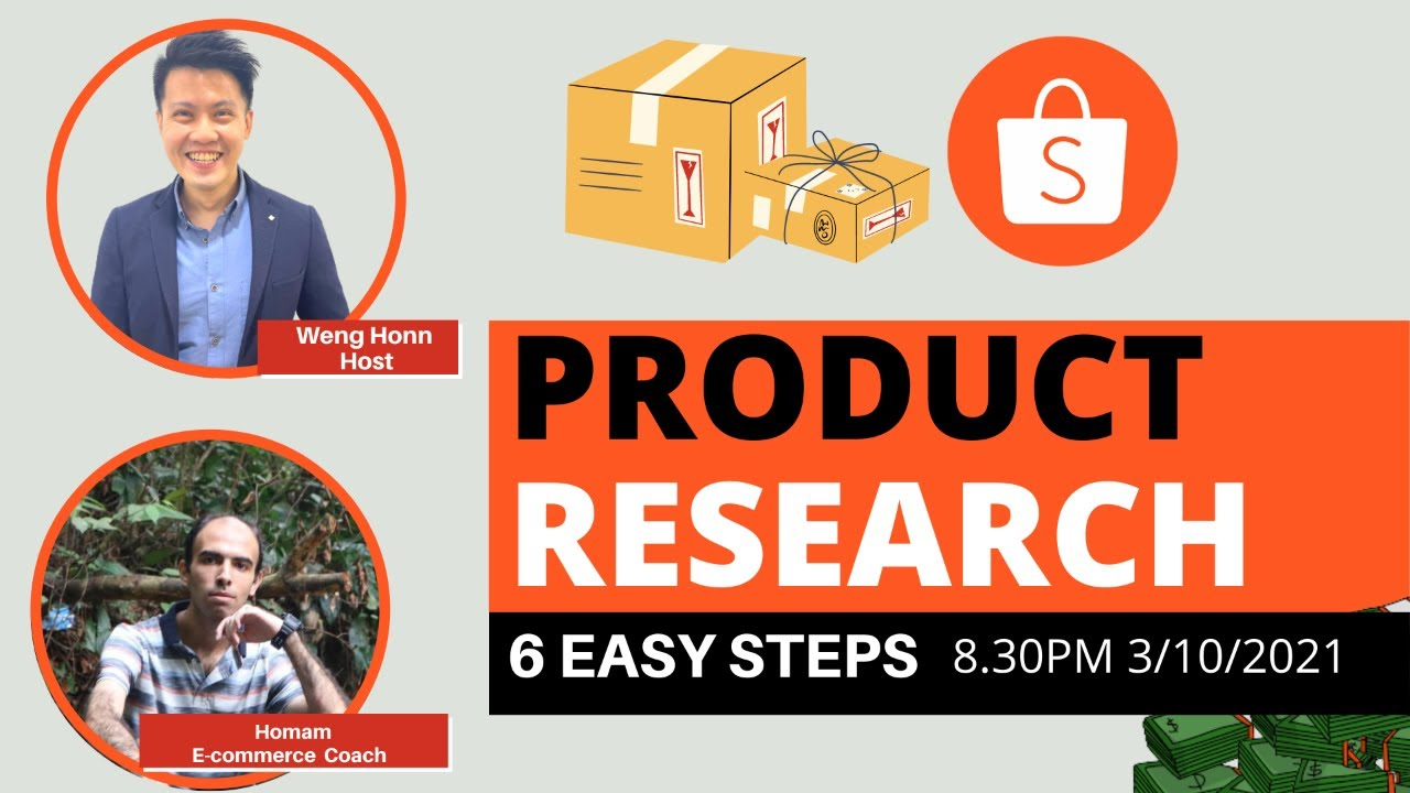 SHOPEE PRODUCT RESEARCH 6 STEPS TO LOOK FOR PROFITABLE SHOPEE PRODUCTS